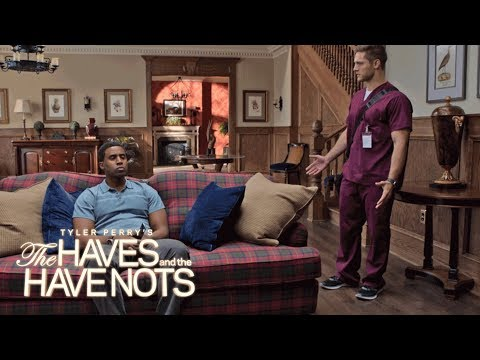 Madison Calls Jeffery Out on His Relationship | Tyler Perry's The Haves and the Have Nots | OWN