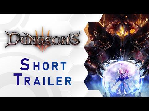 Dungeons 3 - Short Trailer (US)
