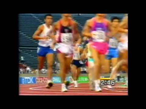 3509 World Track & Field 1991 Marathon Men