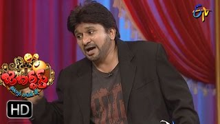 Rocket Raghava Performance | Jabardsth | 27th April2017 | ETV Telugu