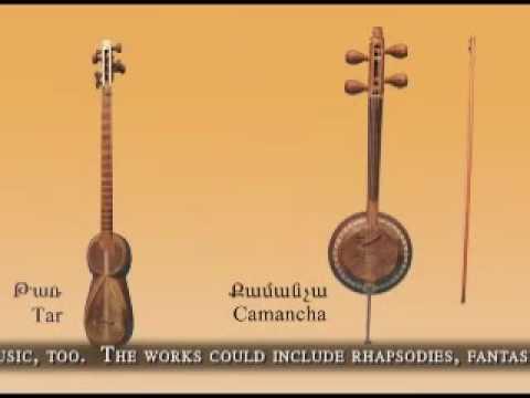Armenian Instruments