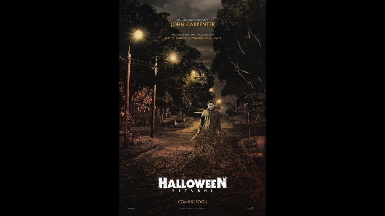 Halloween Returns 2018 Movie News - YouTube