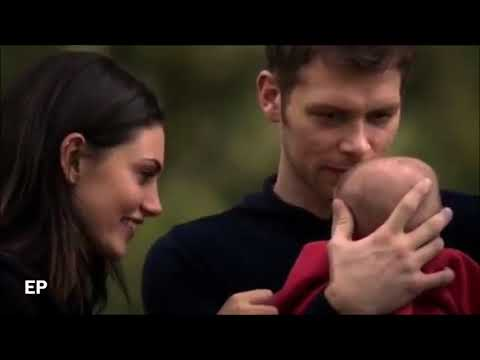 Hope and Klaus X in my heart
