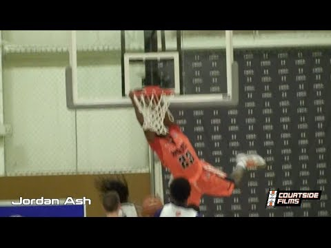 Jordan Ash (Northwestern Commit) Mixtape @ Jayhawk Invitational