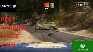 WRC 7-Great Place To Park