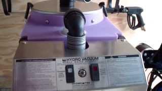 Hydro Tek 3500 PSI @ 9 GPM pressure washer, AZV88 & ANTV5 Dan Swede