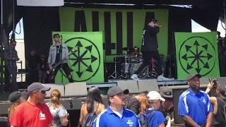 Attila - Proving Grounds (Live) | Vans Warped Tour 2017 | Pomona, CA