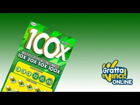 Gratta e Vinci: Nuovo 100X - Biglietto 11 [Serie 54]