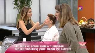 Esmeray,Star Tv Melek Baykal'ın proğramında