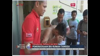 Perkosa Ibu Rumah Tangga, 3 Pemuda di Palangkaraya Ditembak Polisi - BIM 04/06