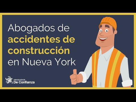 Abogados de Confianza | Abogados de Accidentes de Construcción y Lesiones Personales en Nueva York