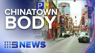 Woman's body discovered in Melbourne's Chinatown