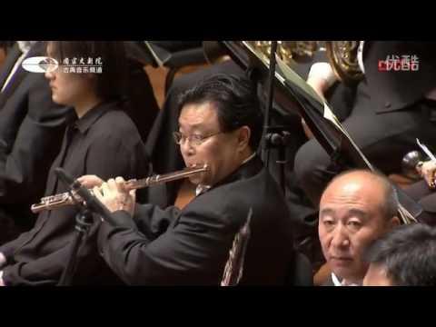 """Chinese folk song theme song 24"" China National Symphony Orchestra ""中国民歌主题管弦乐曲24首"" 中国国家交响乐团音乐会"
