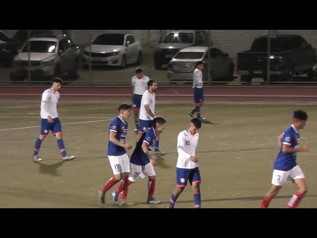 compacto goles entre M.  Puente Alto 1 - 1  Tricolor de Paine