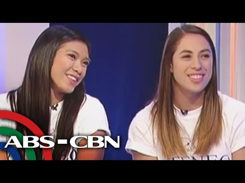 Interview with the UAAP 77 Women
