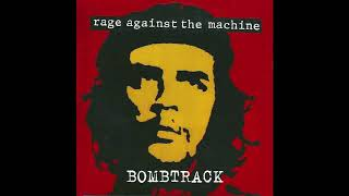 Rage Against The Machine Bombtrack (live from single - 1991)