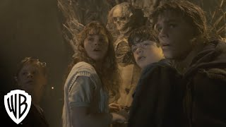 The Goonies | Playing One-Eyed Willy's Bones | Warner Bros. Entertainment