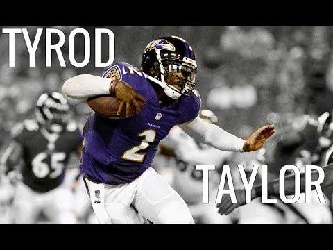 Tyrod Taylor    Ravens Highlights