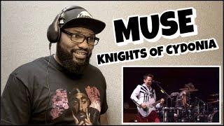 Download lagu MUSE - KNIGHTS OF CYDONIA ( LIVE AT ROME OLYMPIC STADIUM )   REACTION