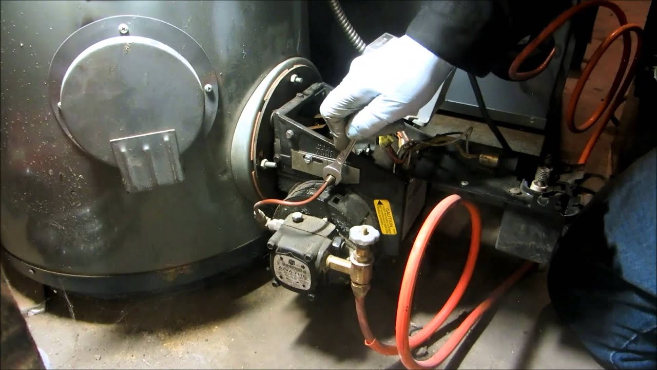 Oil Hot Water Heater Wiring Worksheet And Diagram Ge Furnace Annual Service Youtube Rh Com
