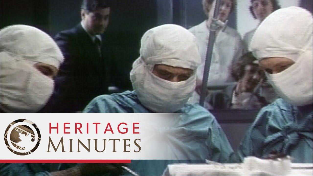 Heritage Minutes: Wilder Penfield