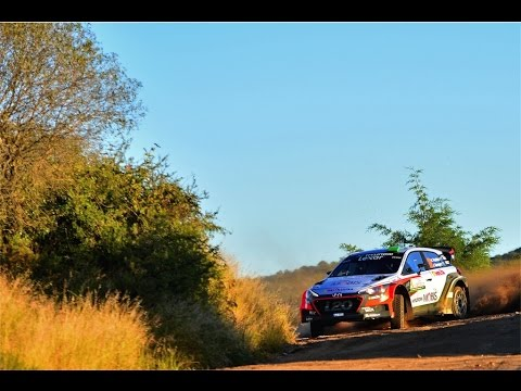 Highlights - 2016 WRC Rally Argentina - Best-of-RallyLive.com