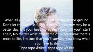 Tight Rope - Alex Clare + lyrics