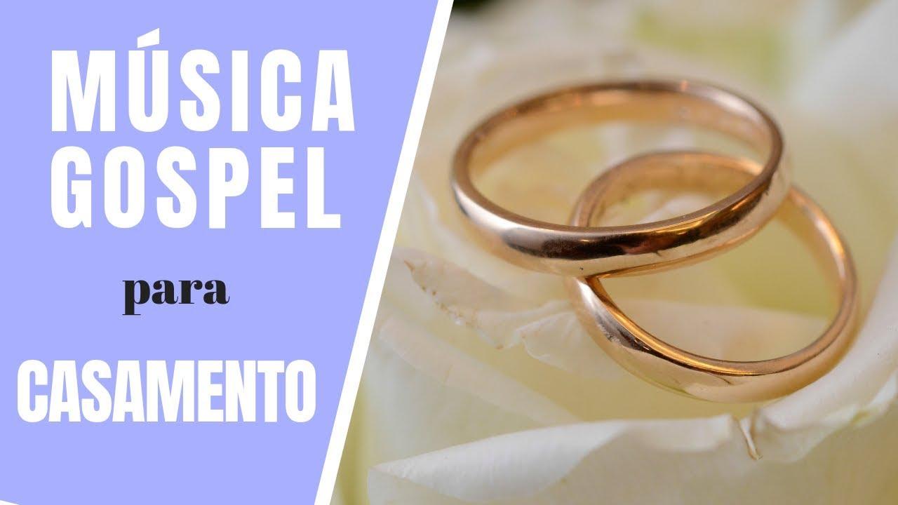 MUSICA GOSPEL para CASAMENTO