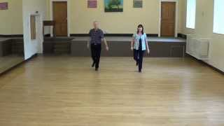 THE ROAD LESS TRAVELLED  ( Line Dance )