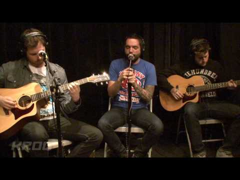 """A Day To Remember """"Homesick"""" (Live at KROQ)"""