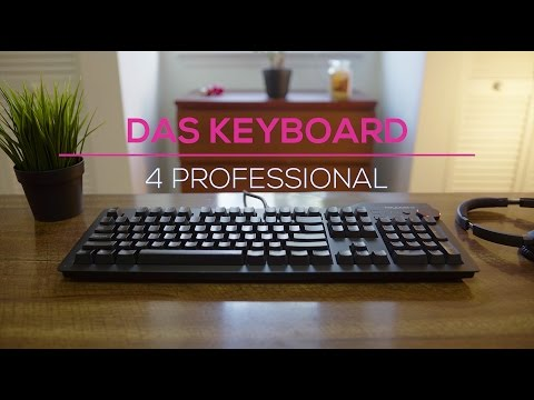 Das Keyboard 4 Professional Review (Cherry MX Brown)