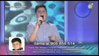 Santiago Rodríguez- El macetero- gala 7 junior