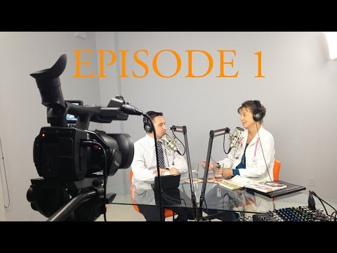 Episode 1: Ebola, Winston the Snake, and Happy Cat Environments