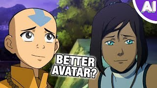 Aang vs Korra: Who Is the Better Avatar? (Animation Investig...