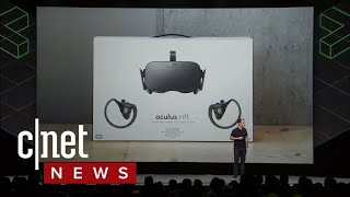 Oculus Rift will now cost $399 (CNET News)