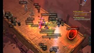 Torchlight 2: Easy Gold Farming Spot - 300k/hr
