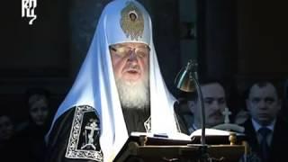18 апреля 2011 года Святейший Патриарх посетил Иоанно Предтеченский женский монастырь Москвы(, 2014-11-03T10:32:30.000Z)