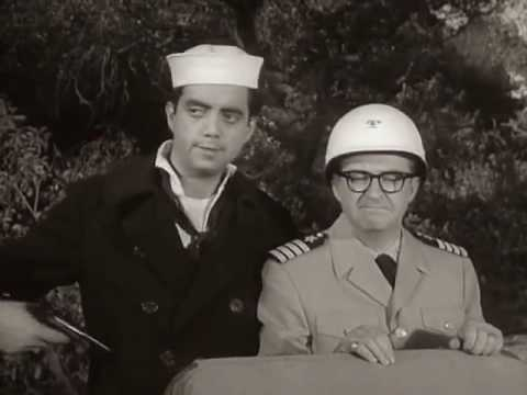 McHale's Navy - 4x26 - Who Was That German I Saw You With?