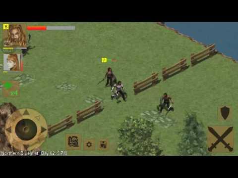 Exiled Kingdoms e21 - Медальон, черепа и жуки, приключения героя Варсилии