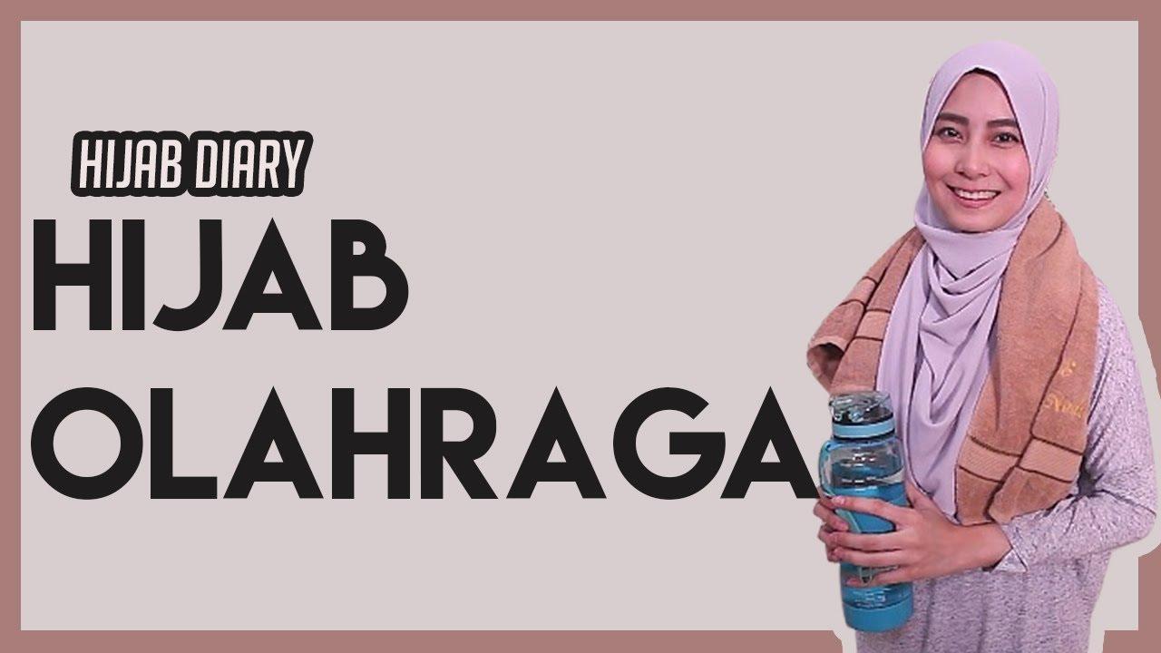 Hijab Diary Hijab Olahraga Hijab Tutorial By Nadiah Faatimah