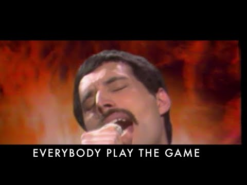 Queen - Play The Game (Official Lyric Video)
