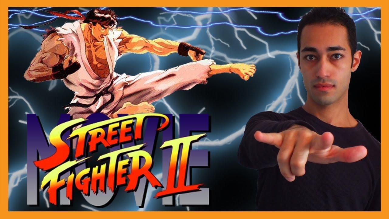 Street Fighter World Warrior Film