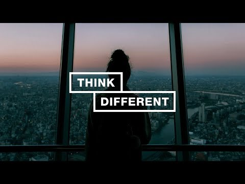 THINK DIFFERENT - WEEK 2 / April 15, 2018