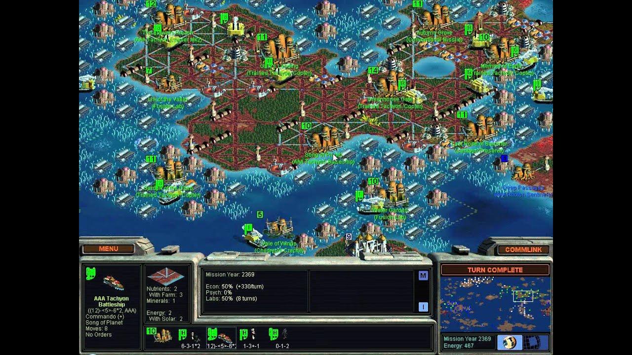 Let's play Sid Meier's Alpha Centauri - part 27 - YouTube