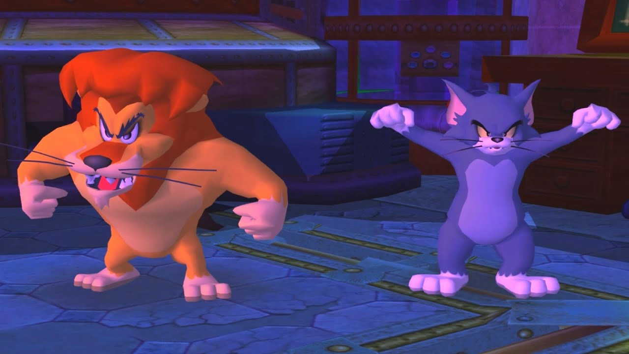 Tom and Jerry War of the Whiskers - Jerry vs Tom vs Lion vs Eagle vs  Nibble - Best Funny Video Game