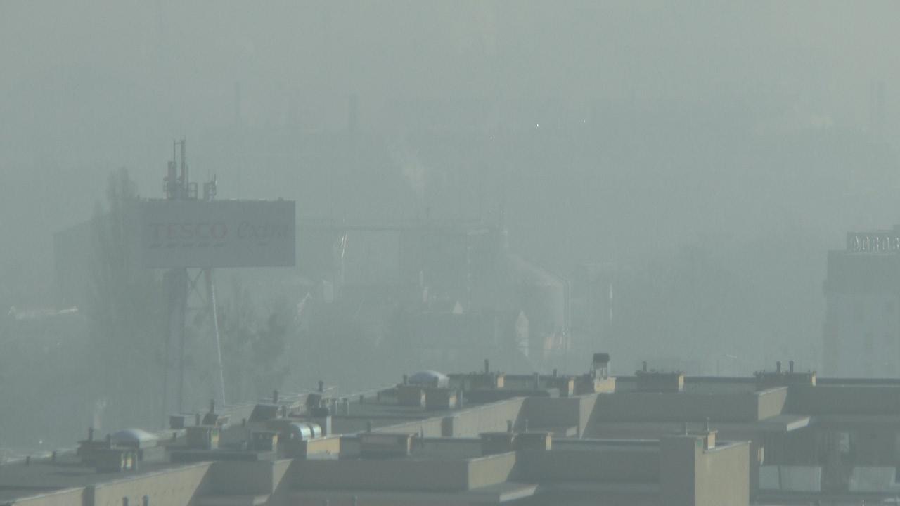 Smog wrócił