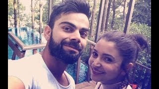 Anushka Sharma and Virat Kohli Spend Time at an Art Museum | SpotboyE