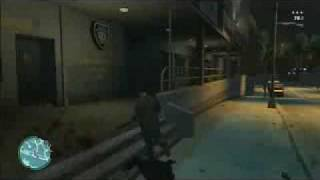 Dailymotion Grand Theft Auto IV Shotgun