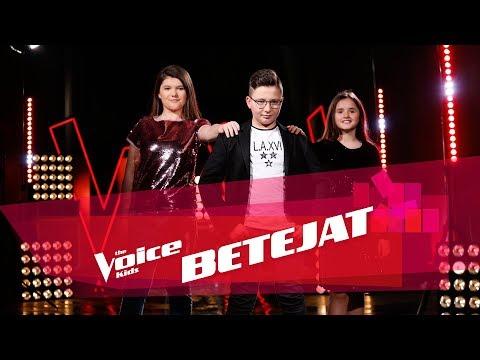 Përgatitjet për Beteja - Anja vs Denis B. vs Erma   Betejat   The Voice Kids Albania 2018