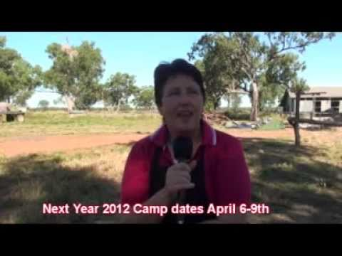 Tyrone Station Easter Camp in Outback Australia. 2011: Join us next Easter